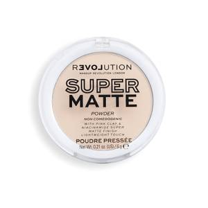 Super Matte Pressed Powder Translucent