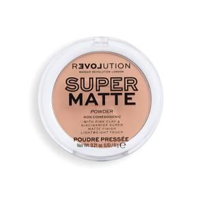 Super Matte Pressed Powder Warm Beige