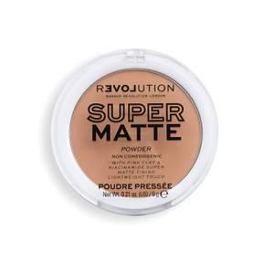 Super Matte Pressed Powder Tan