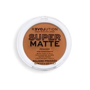 Super Matte Pressed Powder Toffee