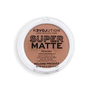 Super Matte Pressed Powder Chestnut