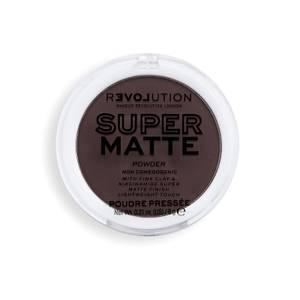 Super Matte Pressed Powder Ebony