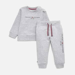 Tommy Hilfiger Babies' Essential Set - Grey