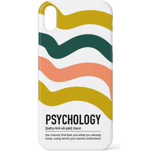 Psychology Definition Phone Case for iPhone and Android
