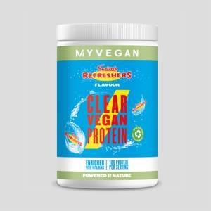 Clear Vegan Protein (tīrs vegāniskais proteīns) ar Swizzels konfekšu garšu