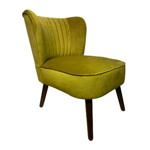Occasional Chair - Moss Green