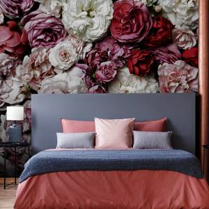 Bouquet Vintage Wall Mural