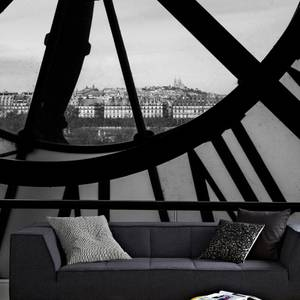 Orsay Clock Wall Mural