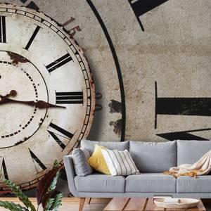 Timekeeper Vintage Wall Mural