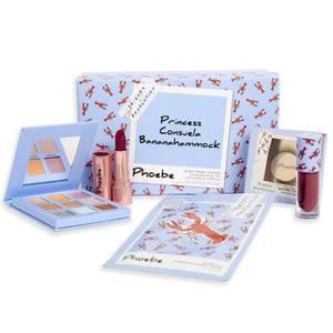 Revolution X Friends Phoebe Bundle (Mask, 9 Pan Palette, Lipgloss, Lipstick & Exclusive Lash)
