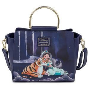 Loungefly Disney Jasmine Castle Crossbody Bag