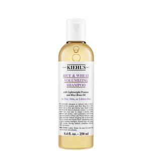 Kiehl's Rice and Wheat Volumizing Shampoo 250ml