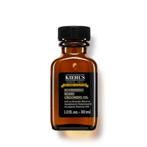 Kiehl's Nourishing Beard Grooming Oil 30ml