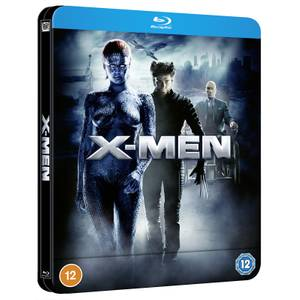 X-Men – Steelbook Blu-Ray Lenticulaire Exclusivité Zavvi