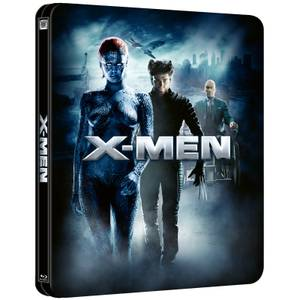 X-Men – Steelbook Lenticulaire 4K Ultra HD (Blu-Ray inclus) Exclusivité Zavvi