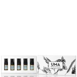 Uma Oils Wellness Oil Kit