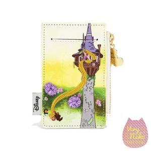 Loungefly Rapunzel Tower Card Holder - VeryNeko Exclusive
