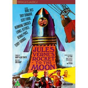 Jules Verne's Rocket to the Moon