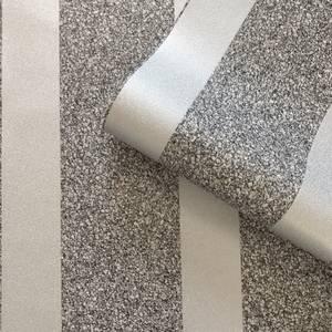 Belgravia Decor Massima Stripe Silver Wallpaper
