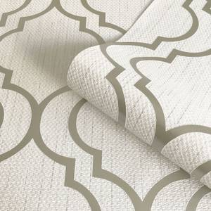 Belgravia Decor Amelie Trellis Cream Wallpaper