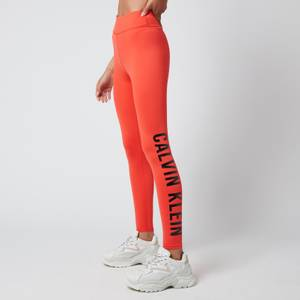 Calvin Klein Performance Women's Essentials Full Length Leggings - Safari Rose