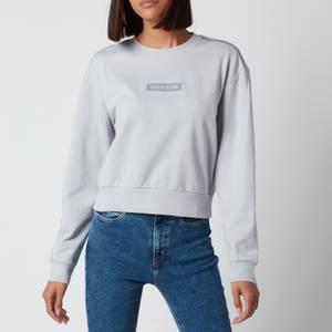 Calvin Klein Performance Women's Essentials Pullover - Antique Grey