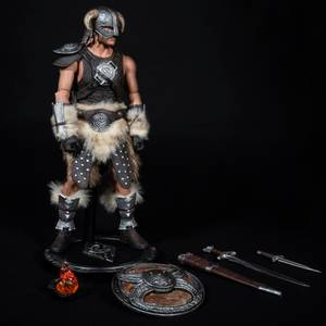 PureArts The Elder Scrolls V Skyrim Dragonborn 1:6 Scale Articulated Figure