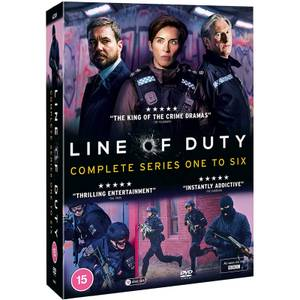 Line of Duty: Series 1-6