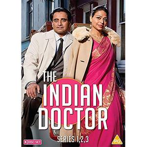 The Indian Doctor: Series 1-3