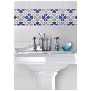 V&A Classic White Wall & Floor Tile - 20x20cm