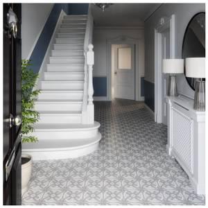 V&A Brompton Abbey Sample Wall & Floor Tile - 20x20cm