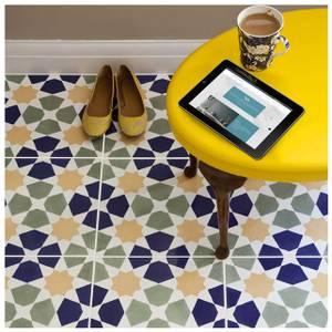 V&A Omar Sample Wall & Floor Tile - 20x20cm