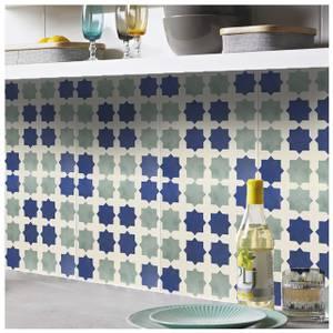 V&A Mina Sample Wall & Floor Tile - 20x20cm