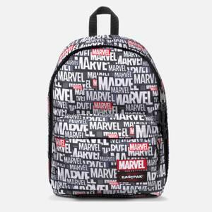 Eastpak x Marvel Men's Out Of Office Backpack - Marvel Black