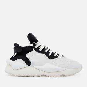 Y-3 Men's Kaiwa Trainers - Core White/Off White/Black