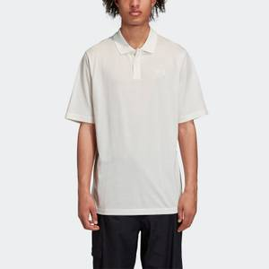 Y-3 Men's Classic Polo Shirt - Core White