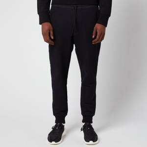 Y-3 Men's Classic Terry Cuffed Pants - Black