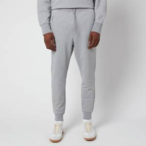 Y-3 Men's Classic Terry Cuffed Pants - Medium Grey Heather