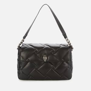 Kurt Geiger London Women's Large Kensington Soft Bag - Black