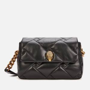 Kurt Geiger London Women's Medium Kensington Soft Bag - Black