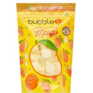 Bubble T Bath Crumble - Mango 250g