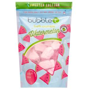 Bubble T Bath Crumble - Watermelon
