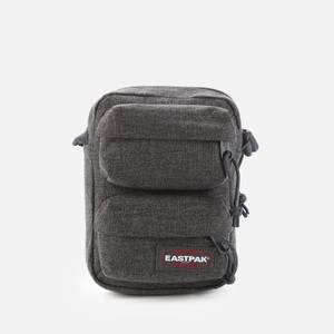 Eastpak Men's The One Doubled Cross Body Bag - Black Denim
