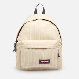Eastpak Men's Padded Pak'R Backpack - Cords Sand