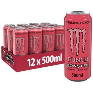Monster Pipeline Punch 12 x 500ml