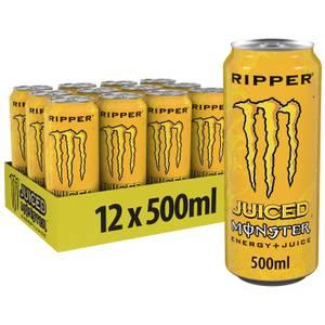 Monster Ripper 12 x 500ml