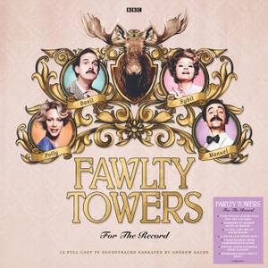 Fawlty Towers - For The Record - Vinyl Box Set (Signed Edition)
