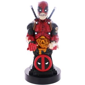 Marvel Zombie Deadpool Cable Guy Controller en Smartphone Stand - Limited Edition (Zavvi Exclusief)