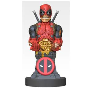 Marvel Zombie Deadpool Cable Guy Controller and Smartphone Stand - Limited Edition (Zavvi Exclusive)