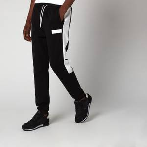 BOSS Athleisure Men's Hadiko Batch Sweatpants - Black